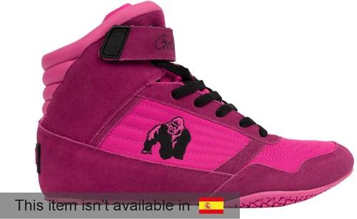 Gorilla Wear High Tops - Pink - EU 37