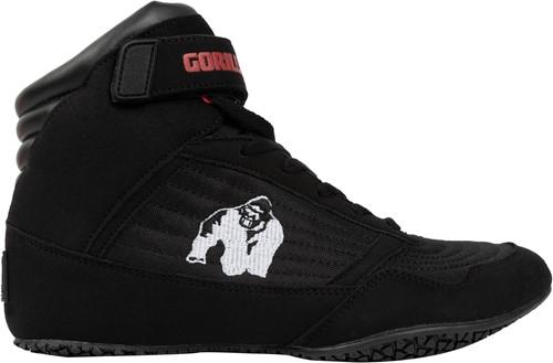 Gorilla Wear High Tops - Black - EU 40