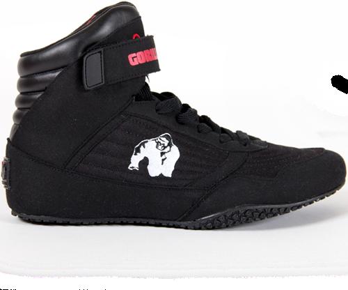Gorilla Wear High Tops - Black - EU 36