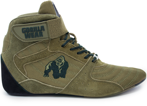 Perry High Tops Pro - Army Green - EU 45
