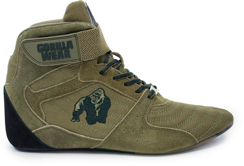 Perry High Tops Pro - Army Green - EU 38