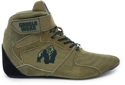Perry High Tops Pro - Army Green - EU 42