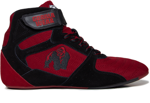 Perry High Tops Pro - Red/Black - EU 47