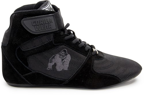 Perry High Tops Pro - Black/Black - EU 47