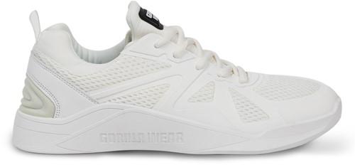 Gorilla Wear Gym Hybrids - White - EU 43