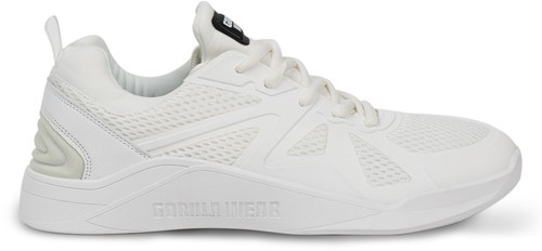 Gorilla Wear Gym Hybrids - White - EU 45