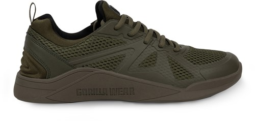 Gorilla Wear Gym Hybrids - Green - EU 38