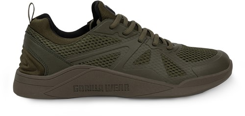 Gorilla Wear Gym Hybrids - Green - EU 42