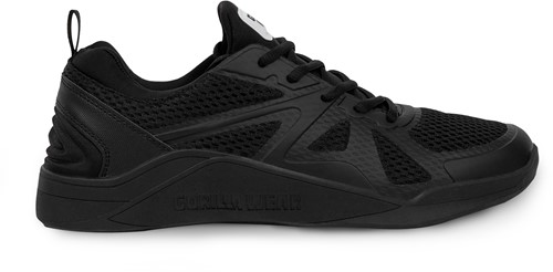 Gorilla Wear Gym Hybrids - Black/Black - EU 36