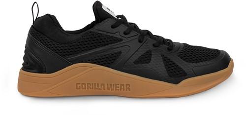 Gorilla Wear Gym Hybrids - Black/Brown - EU 37