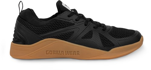 Gorilla Wear Gym Hybrids - Black/Brown - EU 41