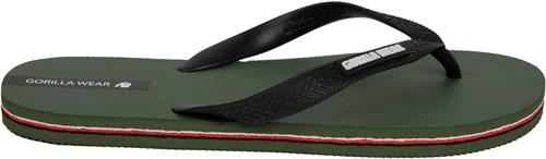 Kokomo Flip-Flops - Army Green - EU 36