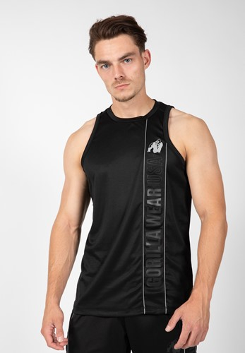 Branson Tank Top - Black/Gray - 3XL