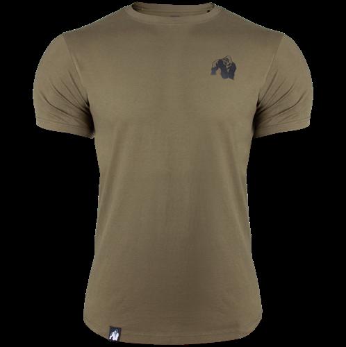 Detroit T-shirt - Army Green - S
