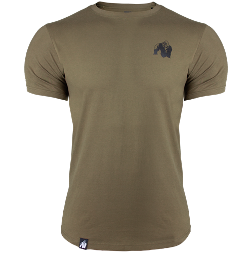 Detroit T-shirt - Army Green
