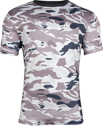 Kansas T-shirt - Beige Camo