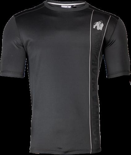 Branson T-shirt - Black/Gray