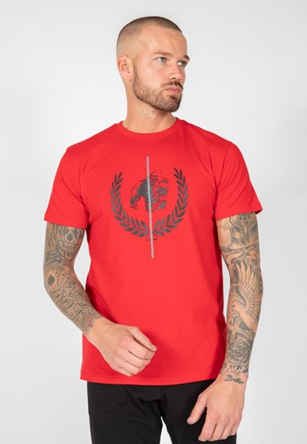 Rock Hill T-Shirt - Red - S