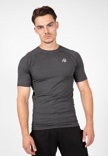 Lewis T-shirt - Dark Gray - S