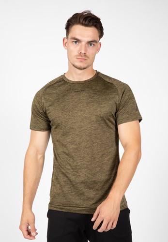 Taos T-Shirt - Army Green - S
