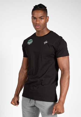 Kamaru Usman T-shirt - Black - 4XL