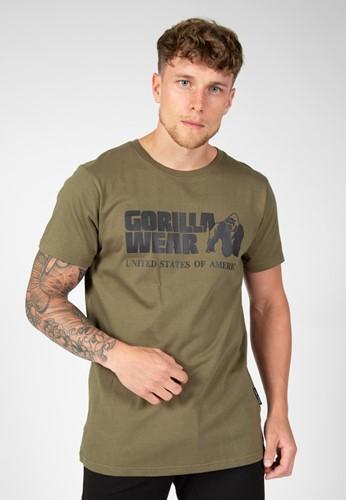 Classic T-shirt - Army Green - 4XL