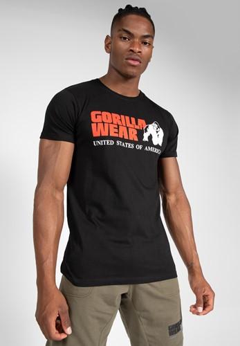 Classic T-shirt - Black - M