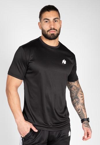 Fargo T-Shirt - Black - S