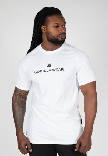 Davis T-Shirt - White - XL