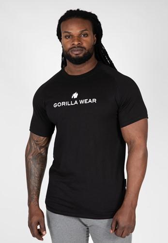 Davis T-Shirt - Black - XL