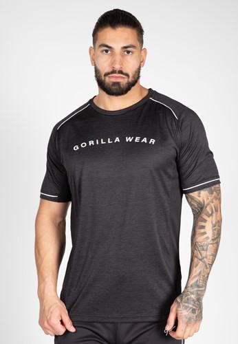 Fremont T-Shirt - Black/White - 3XL