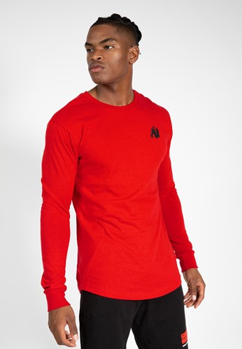 Williams Long Sleeve - Red - S