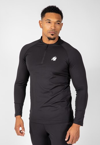 Hamilton Hybrid Long Sleeve - Black - 2XL