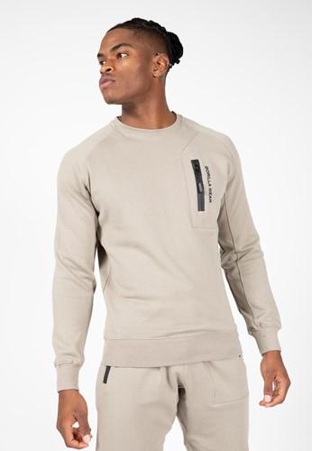 Newark Sweater - Beige - XL