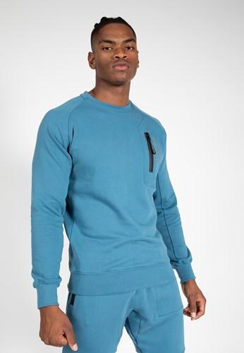 Newark Sweater - Blue - XL