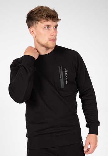 Newark Sweater - Black - 3XL
