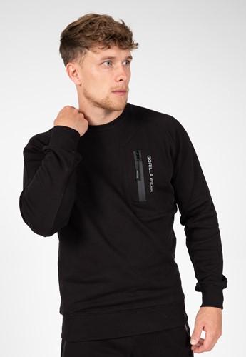 Newark Sweater - Black - S