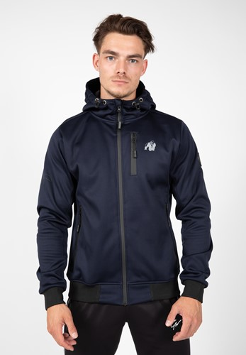 Glendale Softshell Jacket - Navy - XL
