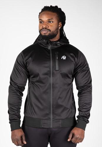 Glendale Softshell Jacket - Black - S