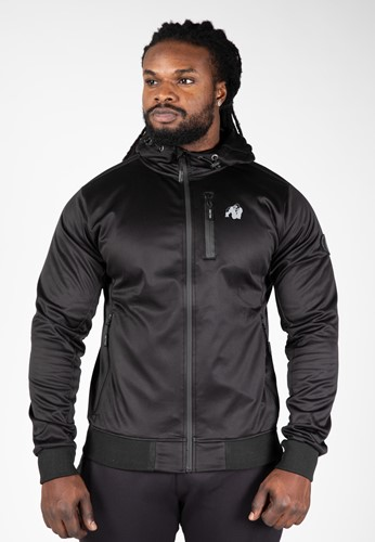 Glendale Softshell Jacket - Black - XL