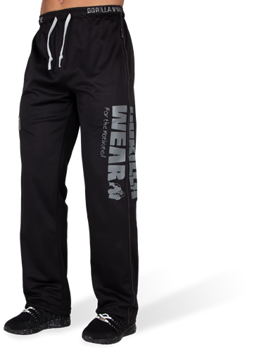 Gorilla Wear Logo Meshpants - Black - 2XL/3XL