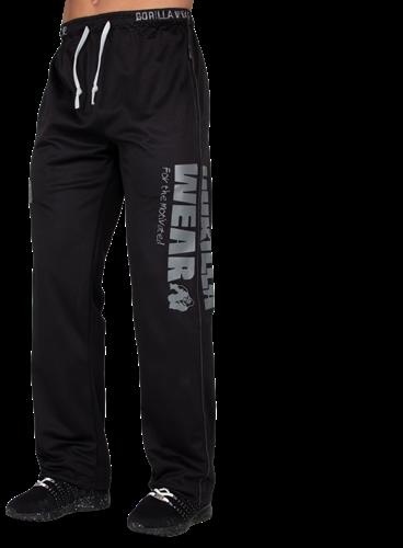 Gorilla Wear Logo Meshpants - Black - L/XL