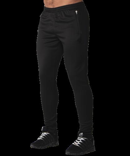 Ballinger Track Pants - Black/Black