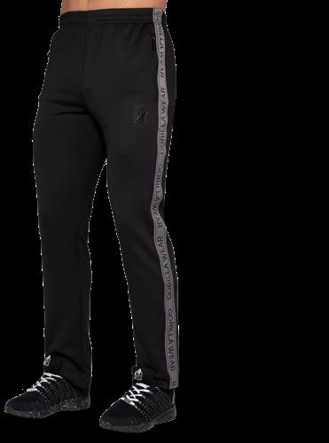 Wellington Track Pants - Black - S