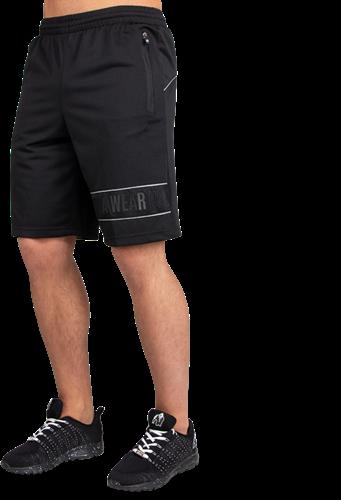 Branson Shorts - Black/Gray - 5XL