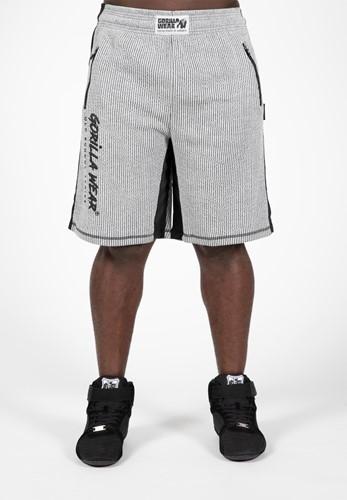 Augustine Old School Shorts - Gray-L/XL