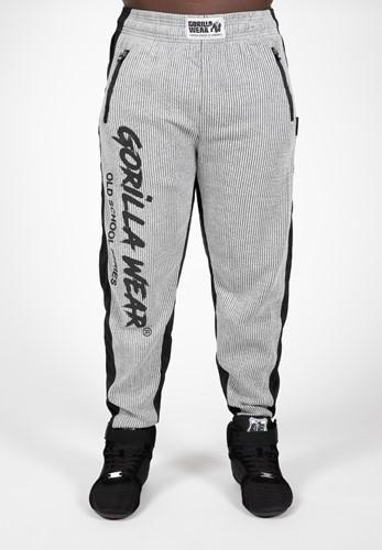 Augustine Old School Pants - Gray-2XL/3XL