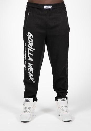 Augustine Old School Pants - Black-L/XL