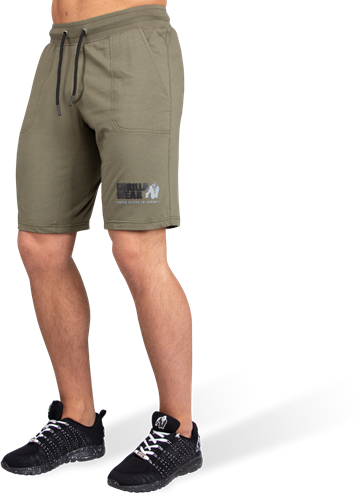 San Antonio Shorts - Army Green - 3XL