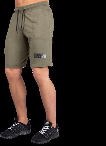 San Antonio Shorts - Army Green - 4XL